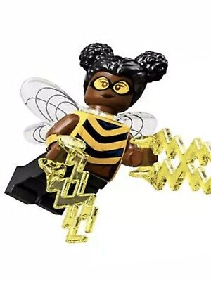 NEW LEGO DC SUPER HEROES 71026 JUSTICE LEAGUE MINIFIGURES Bumble Bee FIGURE
