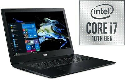 "NOTEBOOK ACER A317 - CORE i7-10510U - BIS 2000GB SSD 32GB RAM - 17.3"" FULL HD"