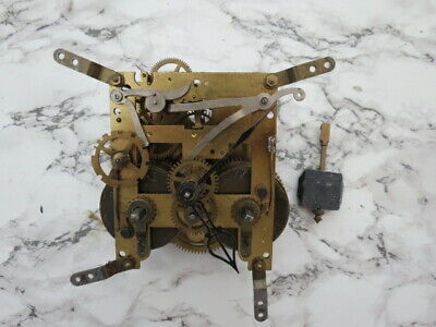 Vintage Kienzle Striking Clock Movement For Spares Or Repair (Lot 7)