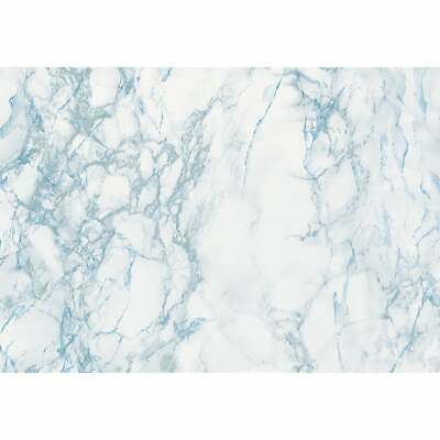 VViViD White-Grey veined fake faux marble Gloss vinyl film decal you choose size