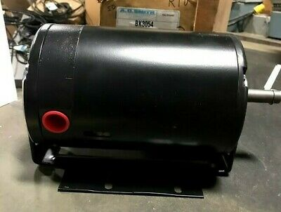 AO Smith BK3054 Blower Motor, 1/2 HP, Volts 208-230/460, 1725 RPM, P48J4CA4A1