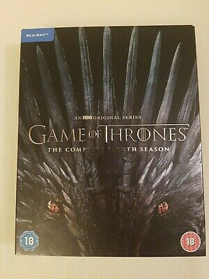 Game of Thrones: Season 8 Blu-Ray DVD