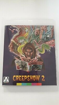 Creepshow 2 Blu Ray Limited Edition