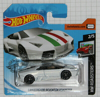 Hot Wheels 2019 Lamborghini Reventón Roadster 18//250 neu/&ovp