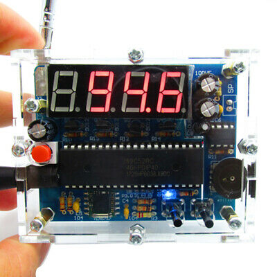 FM Radio Experiment Board DIY Kit Education Electronic Project