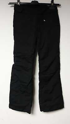 H&M Black Overtrousers Age 9-10 Years 140cm LN001 NN 02