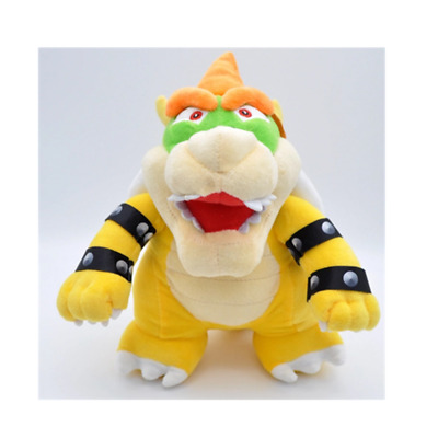 Super Mario Bros Captain Toad Koopalings Bowser Princess Plush Toy /& Figure Gift