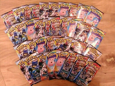 Lot of 36 Pokemon Sun & Moon Cosmic Eclipse Booster Packs Sealed New - !!