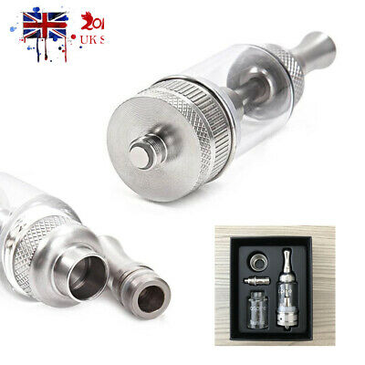 UK Aspire Nautilus Tank Kit 5ml With Adjustable Air Hole & BVC Coil Coils