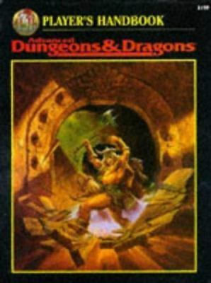Player's Handbook Advanced Dungeons & Dragons (2nd Ed Fantasy Roleplaying) Cook
