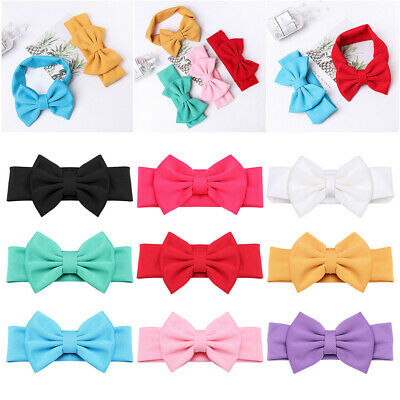 Turban Hair Accessories Hair Bow Headband Hair Ties Headwear Hair Bow Headband