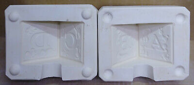 Ceramic Mold Baby Block Kelly Mold 207 Used