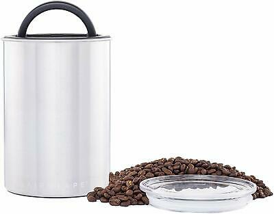 Airscape Coffee and Food Storage Canister - Patented Airtight Lid Preserve Food