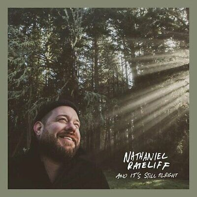 Nathaniel Rateliff It's Still Alright New Sealed Coloured Vinyl In Stock