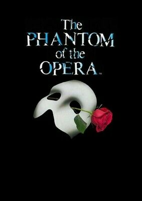 The Phantom Of The Opera at Majestic Theatre NYC  JAN 20