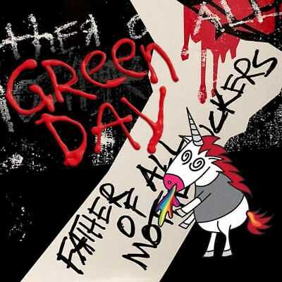 Green Day - Father of All (NEW CLOUDY RED VINYL)