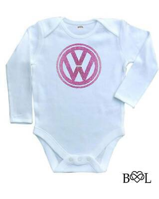 VW Camper Baby Clothes Baby Camper Baby Grow Sleepsuit