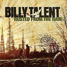 Rusted from the Rain by Billy Talent | CD | condition very good
