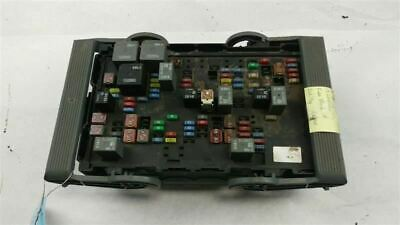 Fuse Box Engine Without Auxiliary Battery Fits 10-14 SIERRA 2500 PICKUP 200092