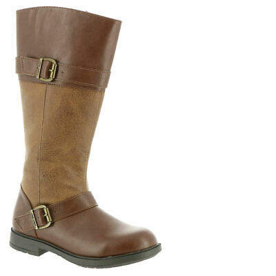Nine West Kids Casey 2 Girls' Toddler-Youth Boot - Brown