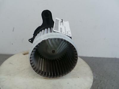 2014 RENAULT ZOE Heater Blower Fan Motor Assembly 652