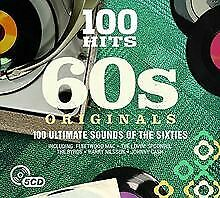100 Hits: 60s Originals by Various Artists | CD | condition very good
