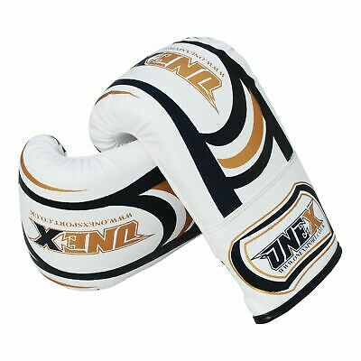 Adult Kickboxing Sparing Gloves Kick Pad Punch Bag Training Mitts Muay Thai MMA