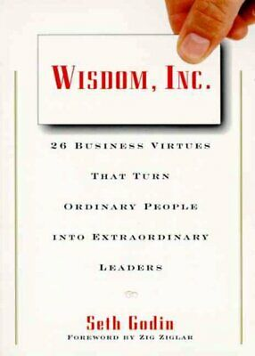 Wisdom, Inc., Paperback by Godin, Seth, Brand New, Free shipping in the US