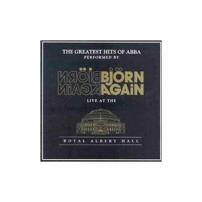 Bjorn Again - The Greatest Hits Of ABBA: Live At The Ro... - Bjorn Again CD DJVG