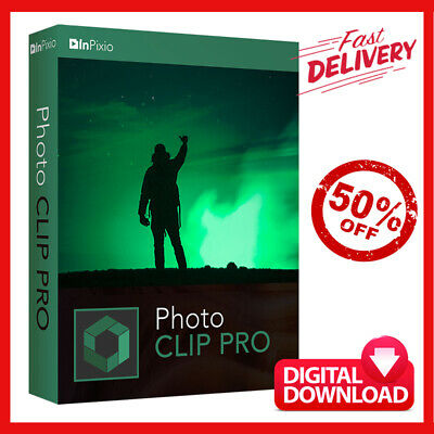🔥 Inpixio Photo Clip 9 Pro | Latest Full Version ✔️ Lifetime License Key 🔥