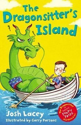 The Dragonsitter's Island (The Dragonsitter series), Lacey, Josh, Very Good cond