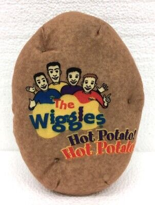 The Wiggles Band Hot Potato Spin Master Electronic Musical Passing Party Game