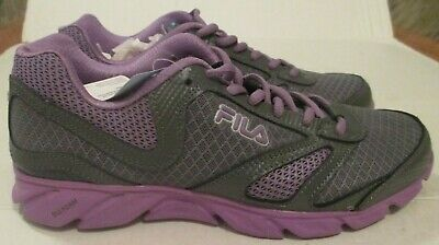 NEW FILA WOMENS Memory Foam Running Shoes Lightweight With