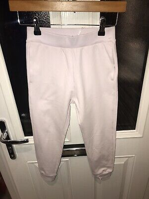 Bnwt Roberto Cavalli Girls Joggers Bottoms Track Pants Size 8 Yrs