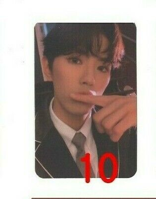 CIX HELLO CHAPTER 2. Authentic PHOTO CARD 10 Wanna One KPOP