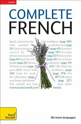 Complete French  A Teach Yourself Guide  Teach Yourself Language