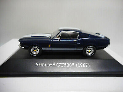 Shelby Gt500 1967 (Ford Mustang ) American Cars Altaya Ixo 1:43