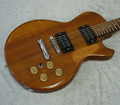 Harmony Marquis H732 electric guitar with hardshell case