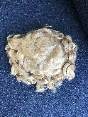 1930's Original Ideal Shirley Temple Doll Wig