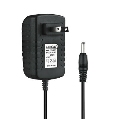 """AC//DC Power Supply Adapter Wall Charger Cord For Iview 352 PTV 3.5/"""" Portable TV"""