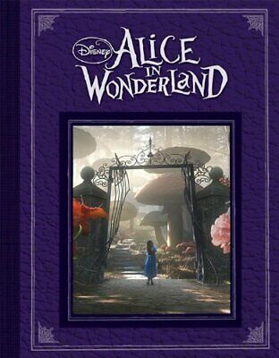 Alice in Wonderland  Based on the motion picture directed by Tim Burt
