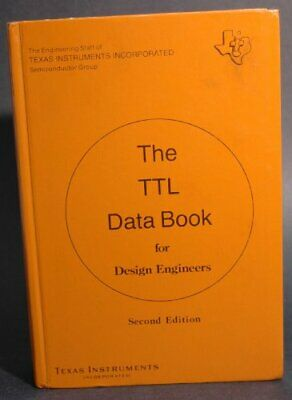 B000K5SR0A The TTL Data Book for Design Engineers