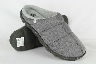 Clarks Cloudsteppers Women's Step Rest Clog Slippers Size 7 or 9 Grey