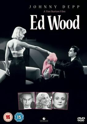 Tim Burton Movie Film  #3 A3//A4 size POSTER 1994 ED WOOD