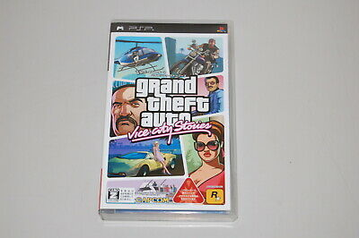 Grand Theft Auto: Vice City Stories Japan sony PSP game
