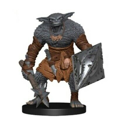 Bugbear Mauler NM without Card  Legendary Adventures D/&D Minis