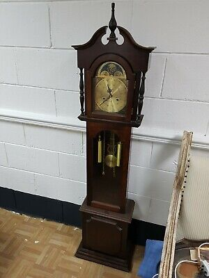 Reproduction 31 day Granddaughter Grandmother Clock