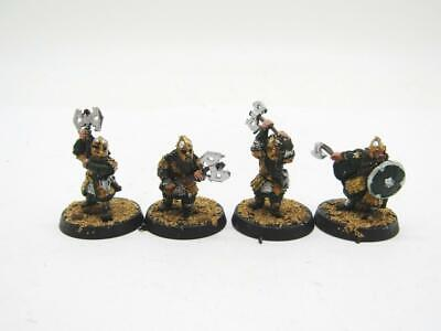 (w6064) Khazad Guards Middle-Earth Hobbit Lord Of The Rings