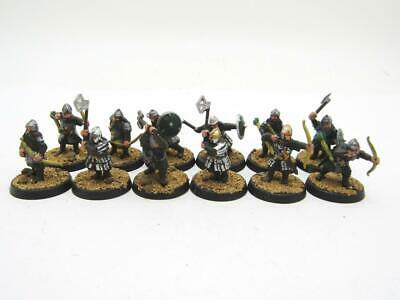 (w6067) Dwarf Warriors Regiment Middle-Earth Hobbit Lord Of The Rings