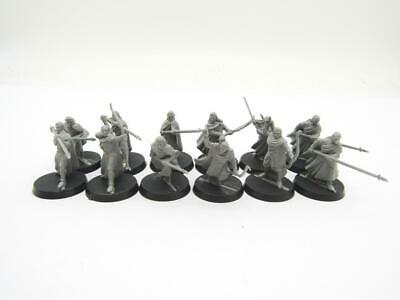 (w6421) Wood Elves Regiment Mirkwood Middle-Earth Hobbit Lord Of The Rings